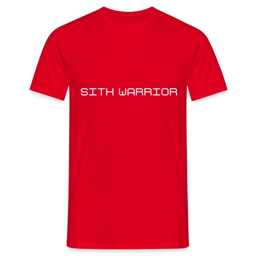 SITH WARRIOR - Men's T-Shirt