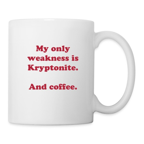 Kryptonite Mug - Mug