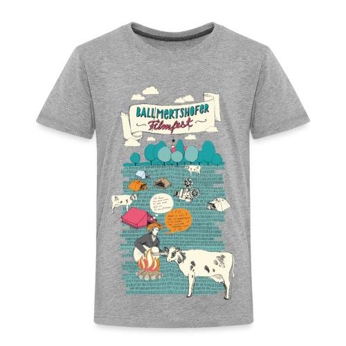 Kinder T-Shirt 2014 - Kinder Premium T-Shirt