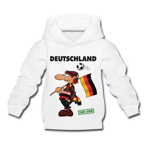 Fan Deutschland Red