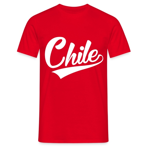 Chile Basic - T-shirt herr