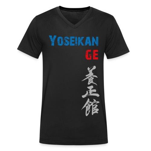 Tshirt YBG (col en V) - T-shirt bio col V Stanley & Stella Homme