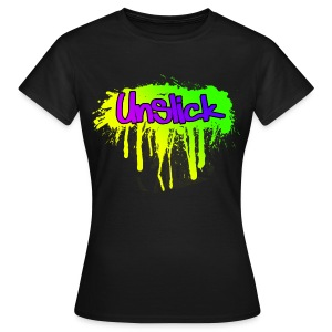 UNSLICK - Frauenshirt - Frauen T-Shirt