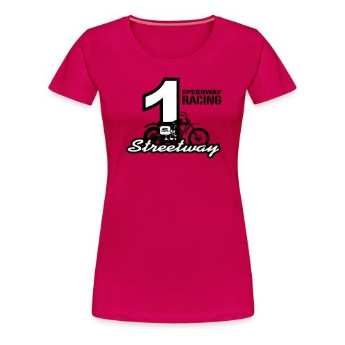 Speedway Racing - T-shirt Premium Femme