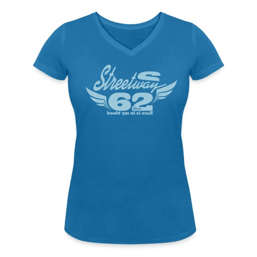 62'S V - T-shirt bio col V Stanley & Stella Femme