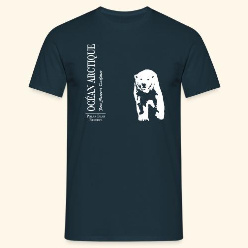 Ocean Arctique - Männer T-Shirt