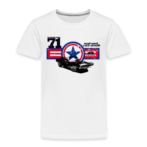 American Muscle car - T-shirt Premium Enfant