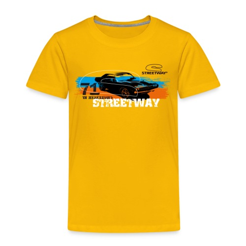 Challenger - T-shirt Premium Enfant