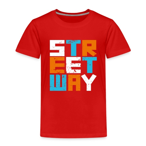 STREETWAY - T-shirt Premium Enfant
