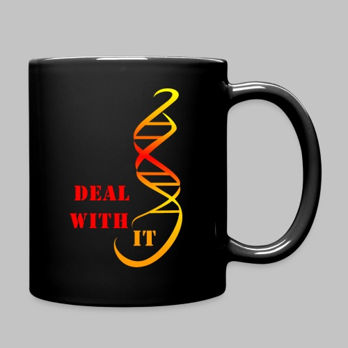 Mug Deal with it - Full Colour Mug