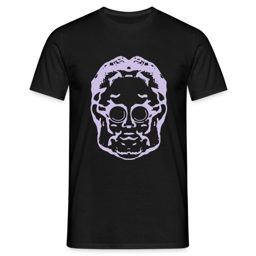 Weldroid - Protozorq T-Shirt (Black/Lavender) - Men's T-Shirt
