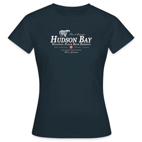 Hudson Bay - Frauen T-Shirt