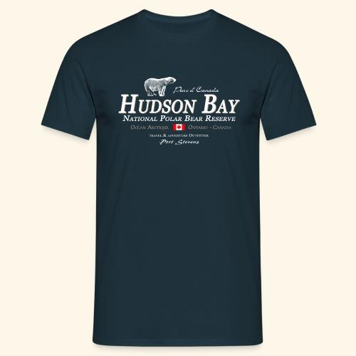 Hudson Bay - Männer T-Shirt
