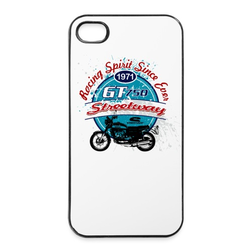 Gt 750 - Coque rigide iPhone 4/4s