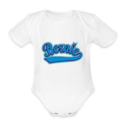 Bernie - Organic Short-sleeved Baby Bodysuit