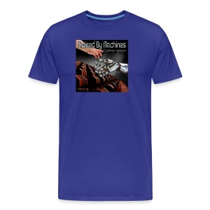 Cybereign T Shirt with Borg logo at back - Men's Premium T-Shirt