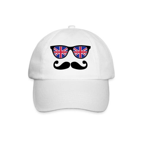 Casquette Lunette à moustache  - Casquette classique