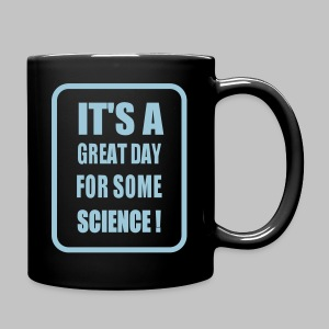 Mug Great Science Day  - Full Colour Mug
