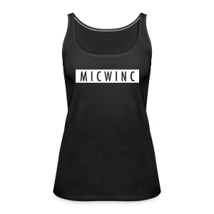 BOX LOGO TANK - Frauen Premium Tank Top