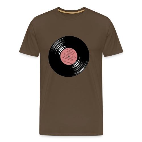 LP - Herre premium T-shirt