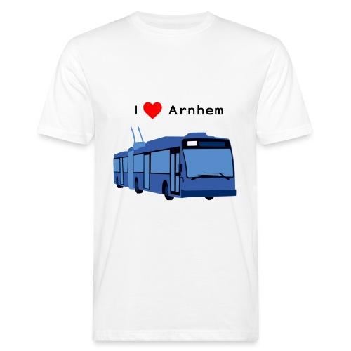 Trolleybus - mannen organic - Mannen Bio-T-shirt
