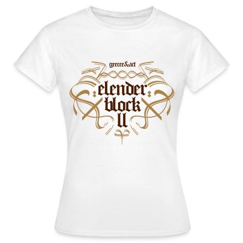 EB2 / Shirt / Frauen - Frauen T-Shirt