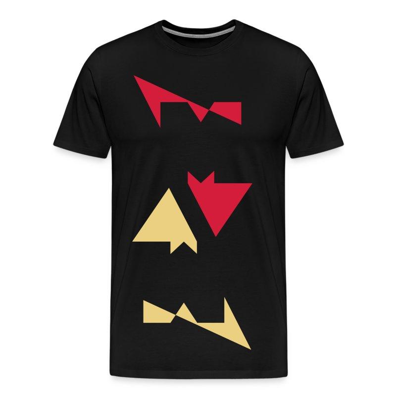 MANUMID SRG / Shirt / Herren - Männer Premium T-Shirt