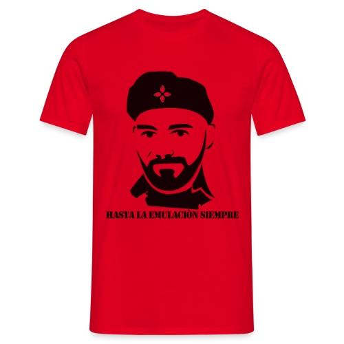 Hasta La Emulaciòn Siempre  - Maglietta da uomo
