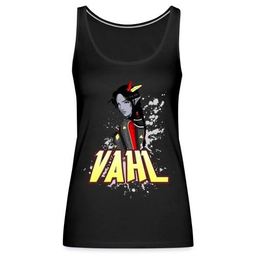 Vahl - Cel Shaded - Women's Premium Tank Top