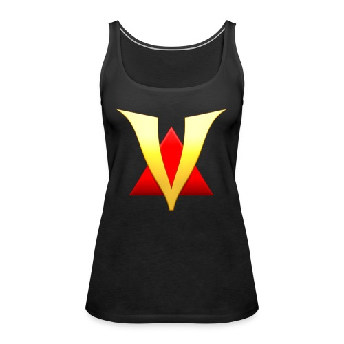 VenturianTale Logo - Women's Premium Tank Top