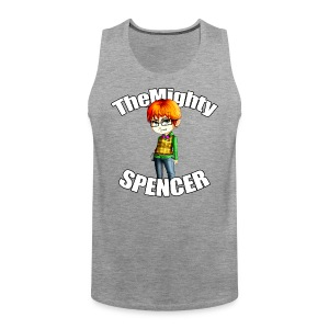 The Mighty Spencer - Men's Premium Tank Top