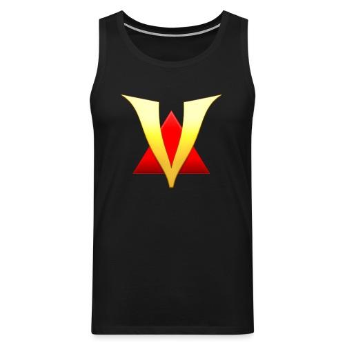 VenturianTale Logo - Men's Premium Tank Top