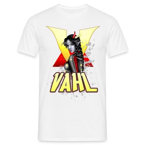 Vahl V - Soft Shaded - Men's T-Shirt