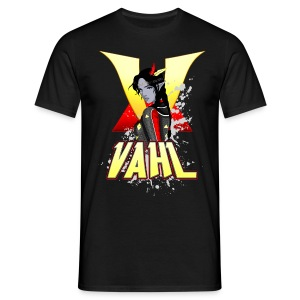 Vahl V - Cel Shaded - Men's T-Shirt