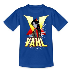 Vahl V - Cel Shaded - Kids' T-Shirt
