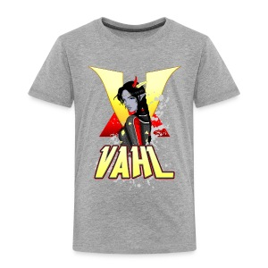 Vahl V - Cel Shaded - Kids' Premium T-Shirt