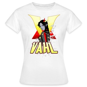 Vahl V - Cel Shaded - Women's T-Shirt