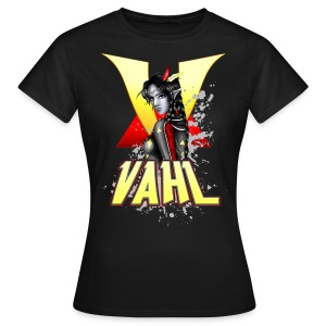 Vahl V - Soft Shaded - Women's T-Shirt