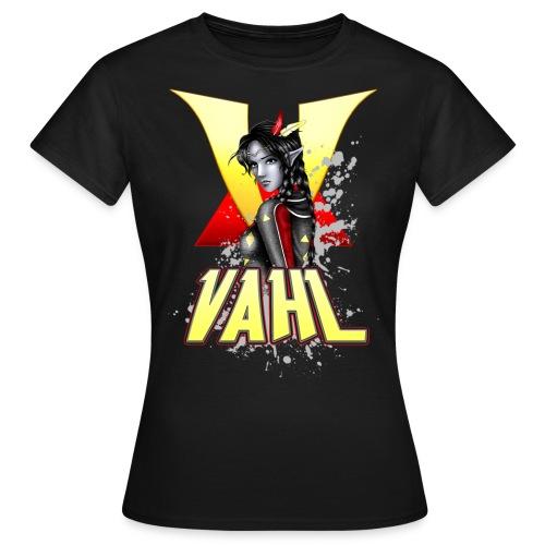 Vahl V - Soft Shaded - Women's T-Shirt