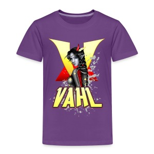 Vahl V - Soft Shaded - Kids' Premium T-Shirt