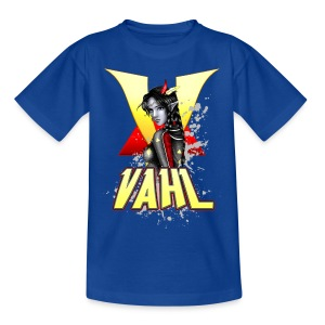 Vahl V - Soft Shaded - Kids' T-Shirt