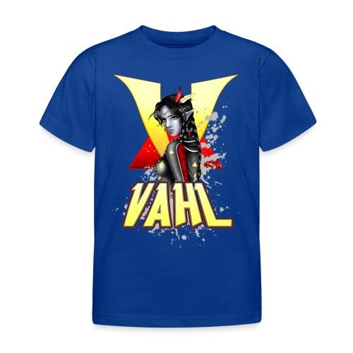 Vahl V - Soft Shaded - Kids' T-Shirt