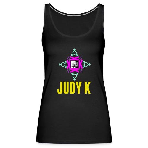 Judy K - Premiumtanktopp dam