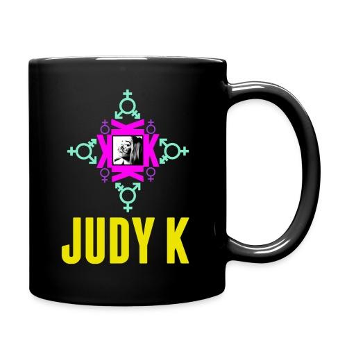 Judy K - Enfärgad mugg