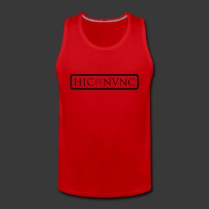 HIC ET NVNC - Men's Premium Tank Top