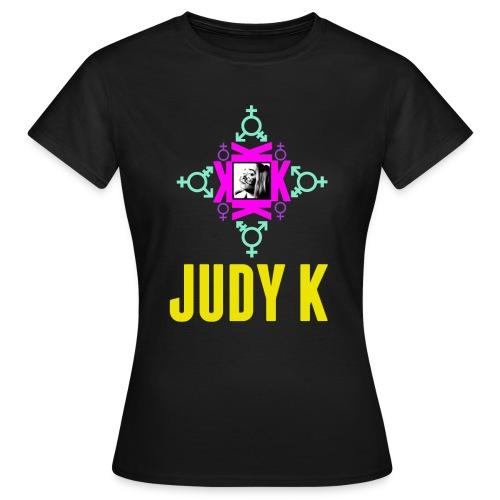 Judy K - T-shirt dam