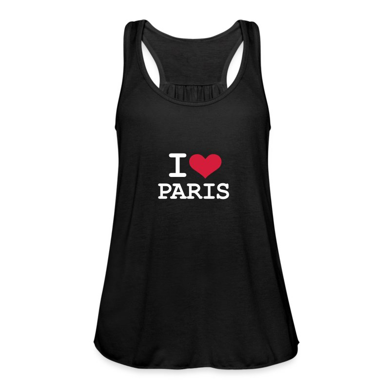 Top Frauen Paris - Frauen Tank Top von Bella