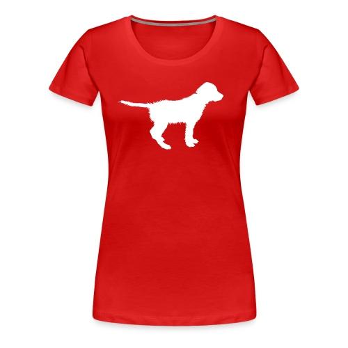 nasserHund - Frauen Premium T-Shirt