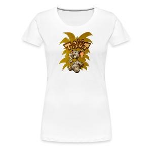 tröt - Frauen Premium T-Shirt