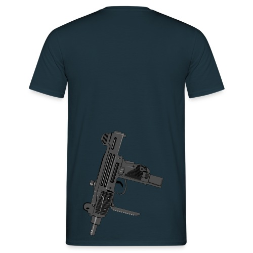 Mitrailleuse - T-shirt Homme